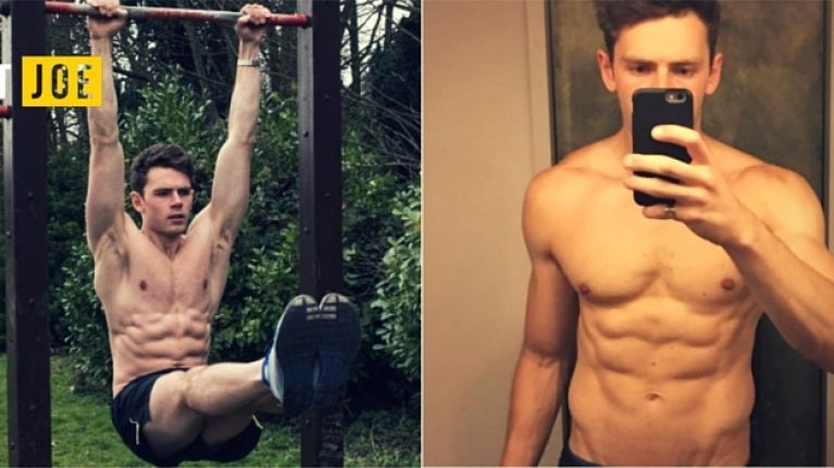 How this PT got shredded by eating just one meal a day | JOE