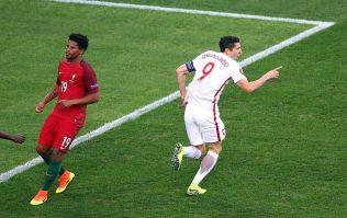 Robert Lewandowski fires Poland ahead in lightning quick time