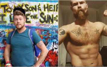 How this Manchester man lost 6 stone with pure bodyweight training and Paleo diet