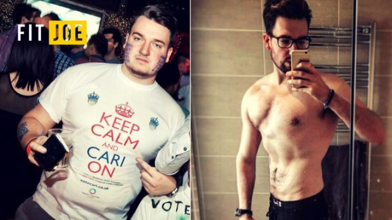 How this London graduate shed 7 stone without cutting out his favourite foods