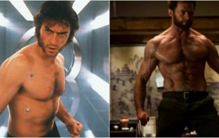 How Hugh Jackman got ripped to play Wolverine in the X-Men movies