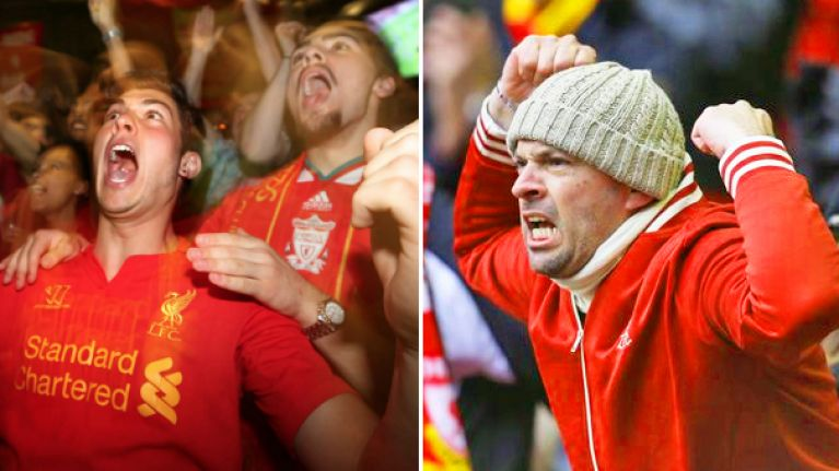 Liverpool fans fuming at fellow supporters for celebrating injury to