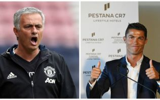 Ronaldo hits back on Instagram after Mourinho's latest comments