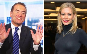 Jeff Stelling explains Friday Night Football with Rachel Riley will have 'lighter touch'