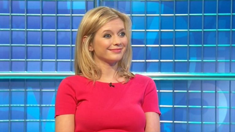 Rachel Riley revealed a not-very-daytime phrase on Countdown on Wednesday