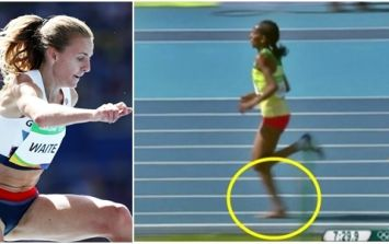 Ethiopian loses shoe during steeplechase, but manages to beat opponent by 37 seconds
