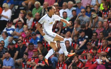 This is the surest sign yet that Zlatan Ibrahimović will stay in Manchester