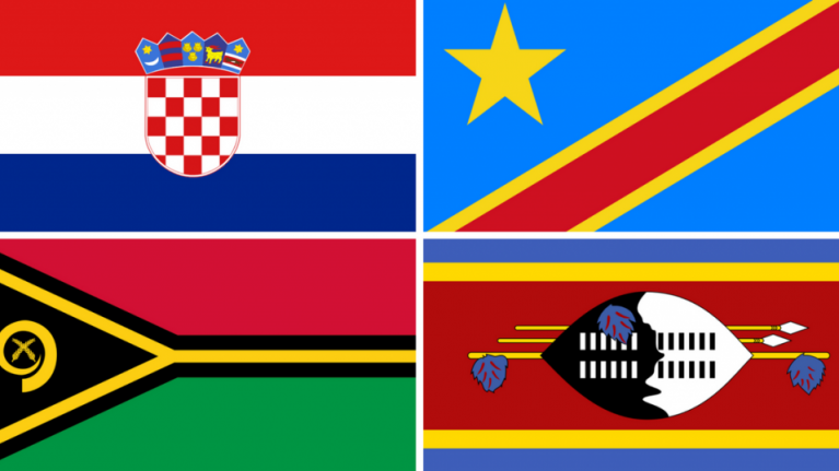These 10 Flags Are Objectively The Best In The World Joe