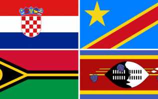 These 10 flags are objectively the best in the world