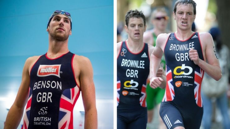 The training and nutrition behind Team GB's Olympic triathlon success is astonishing
