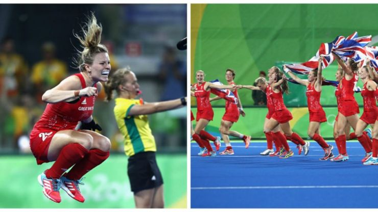 People want football to adopt hockey penalty shootouts after thrilling Team GB gold
