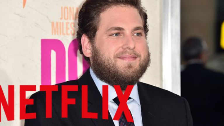 Jonah Hill has signed up to a brand new Netflix series