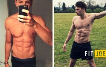 How you can get shredded by fasting and pure bodyweight training like PT Max Lowery