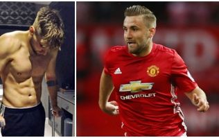 Luke Shaw's dietary needs have seen him go to extravagant lengths