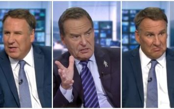 Paul Merson slating Shkodran Mustafi only to be impressed by him is classic Soccer Saturday