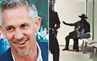 Gary Lineker caught up in bizarre 'Zorro' terror scare at LA Airport