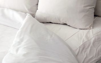 This is how often you should change your pillow case