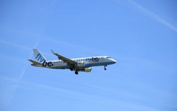 Plane makes emergency landing after passenger spots burst tyre mid-flight