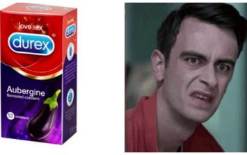 Here's the truth behind Durex's newly announced aubergine-flavoured condoms