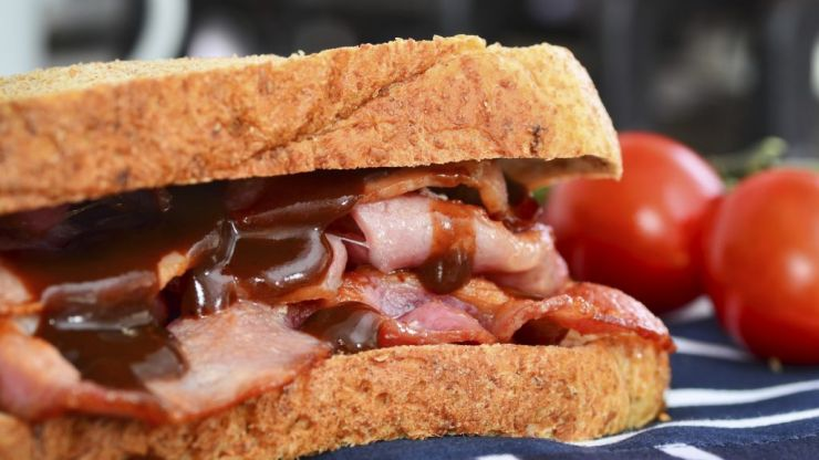 This study suggests the perfect bacon sandwich comes with brown sauce