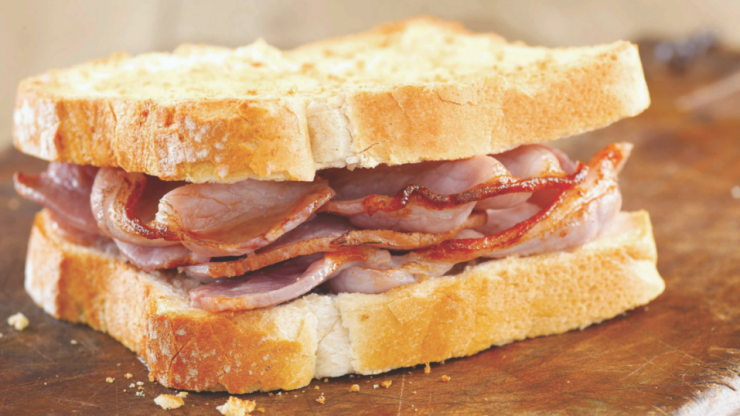 Can you create the perfect bacon sandwich?