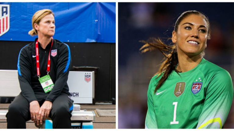 United States coach gives her first statement on Hope Solo situation