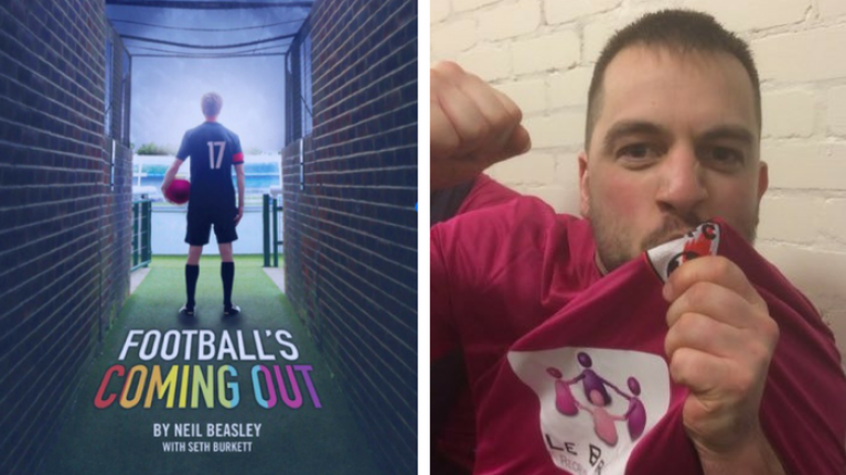Football's Coming Out – Being gay on the pitch and on the terraces in a hyper-masculine sport
