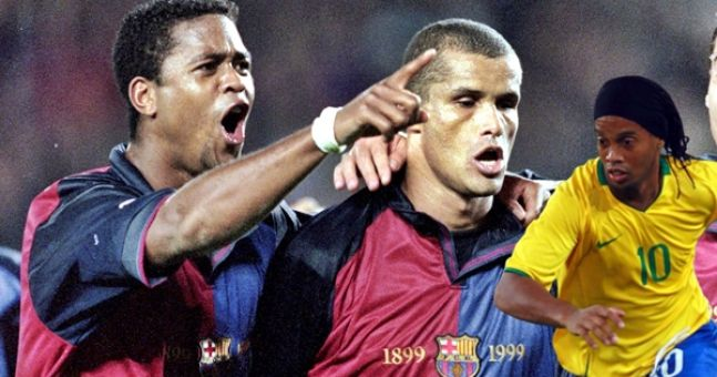 Patrick Kluivert's Dream Team is one of the best we've ever seen