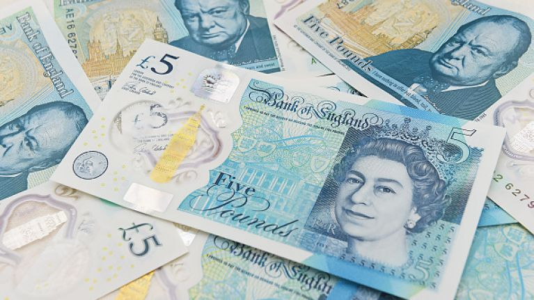 Everything you need to know about the brand new plastic fiver