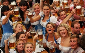 Here's why Oktoberfest is celebrated in September