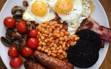 Unpopular opinion: Full English Breakfasts are actually shit