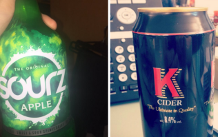 17 drinks you got pissed on as a teenager but probably haven't touched in ages