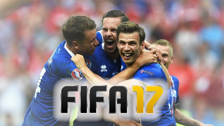 Euro 2016 heroes Iceland won't be on FIFA 17 after disagreement with EA Sports