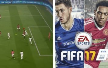 This FIFA 17 glitch lets you score a goal pretty much every single time