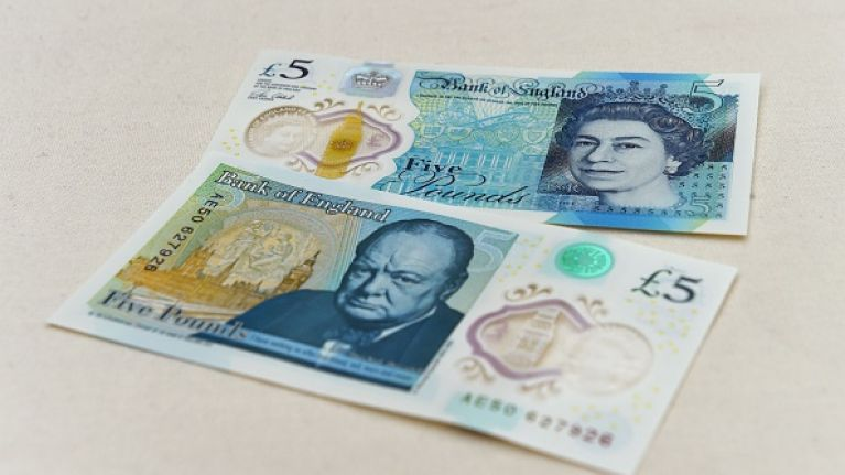 Got one of the new plastic fivers? It could be worth more than £200
