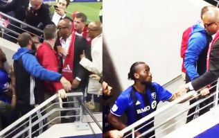 Watch Didier Drogba confront fans in heated exchange after Montreal Impact defeat