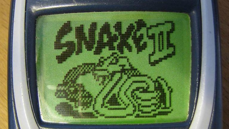 After 16 years, Snake II is still the best mobile game ever made