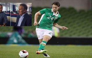 Someone really needs to tell Jeff Stelling and Paul Merson that Harry Arter plays for Ireland