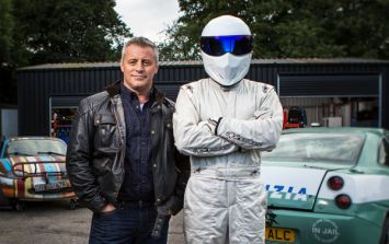 Matt LeBlanc gives us a first glimpse of the new series of Top Gear as he takes over as lead host