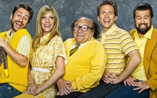 Stay calm Always Sunny fans but we could be getting a film of the world's best comedy
