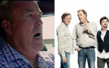 Jeremy Clarkson spent a fuck load of money making Grand Tour's opening sequence