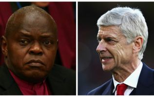 The Sunday Times seems to think the Archbishop of York manages Arsenal