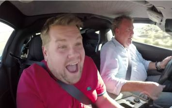 Jeremy Clarkson and Co. were on brilliant form in this high-speed Carpool Karaoke-style quiz