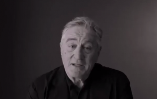 "Robert De Niro goes to town on Donald Trump, says ""I'd like to punch him in the face"""
