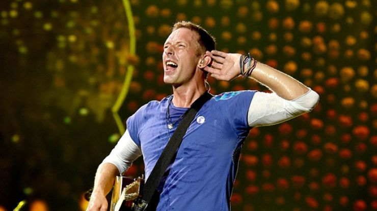 Coldplay fans will use pedal bikes to power eco-concerts - while band uses private jets