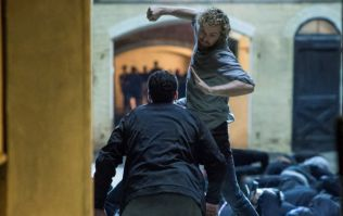 The first proper trailer for Marvel's Iron Fist looks fucking amazing