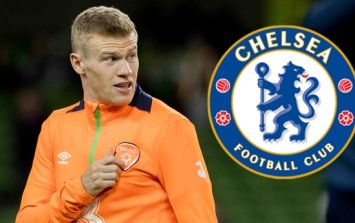 James McClean's first English club could have been Chelsea