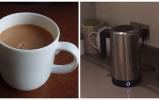 Man live tweets epic 11-hour struggle to make a cup of tea with a Wi-Fi kettle