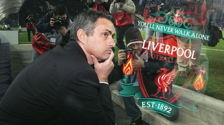 The inside story of how close Jose Mourinho came to becoming manager of Liverpool