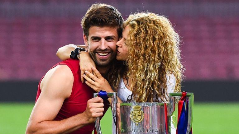 Shakira gerard pique split